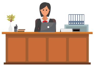 Automate visitor check in and management