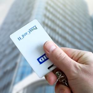 RFID Employee Badge